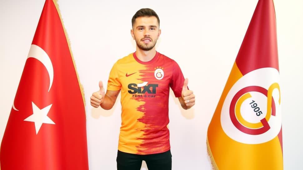 Emre Kılınç, resmen Galatasaray'da
