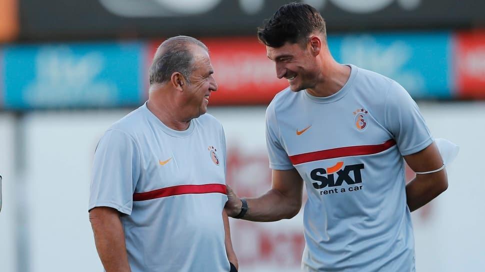 Galatasaray'da Albert Riera, Fatih Terim'in yardımcılığına getirildi