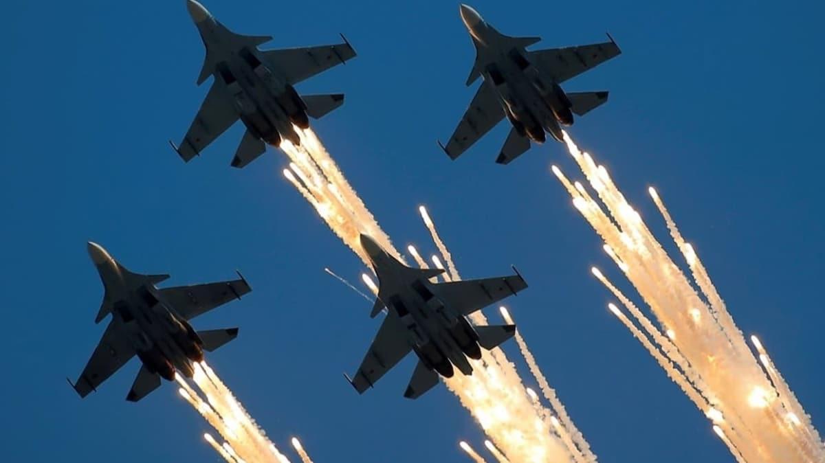 İki nükleer güç karşı karşıya... Hindistan, savaş jetlerini Çin sınırına konuşlandırdı!