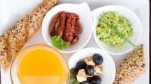 Et yemeklerini lezzetlendiren avokado sosu tarifi