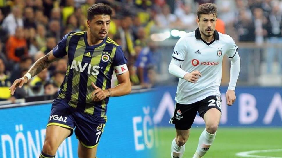 Beşiktaş ve Fenerbahçe arasında dev takas