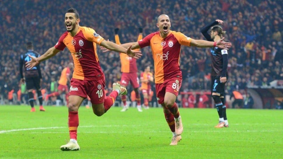 Galatasaray yönetimine Belhanda ve Feghouli şoku