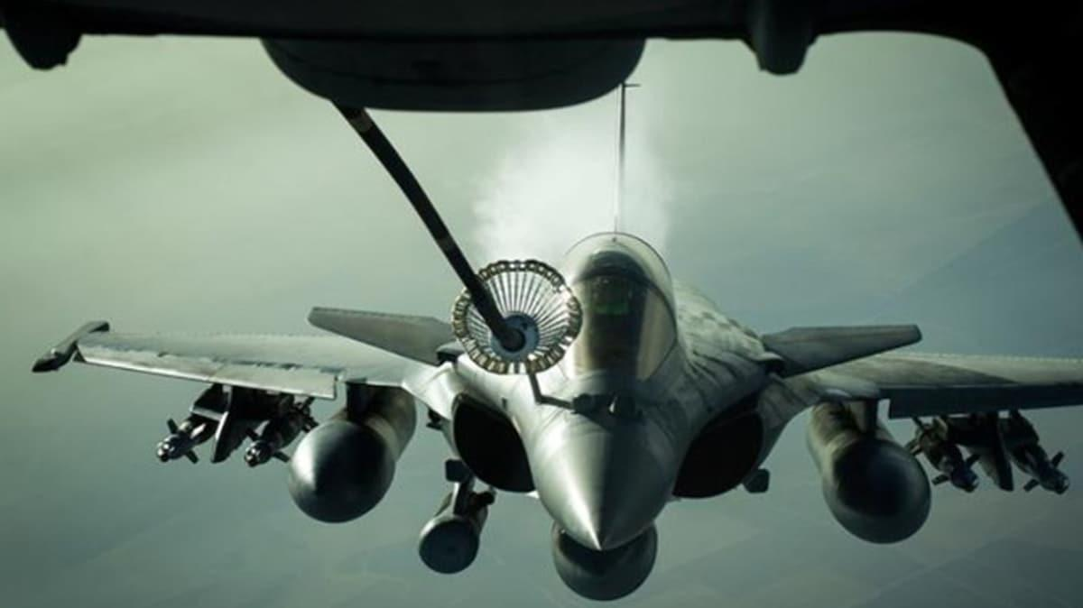 Fransa, Doğu Akdeniz'de polisliğe soyundu: İki savaş uçağı, bir fırkateyn gönderiyor