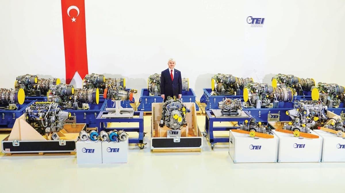 Üretim ve teslimatlar tam gaz! TEI'den Türkiye'yi uçuracak motorlar