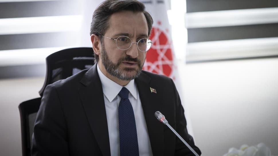 İletişim Başkanı Altun'dan İsrail-BAE anlaşmasına tepki: Türkiye için yok hükmündedir