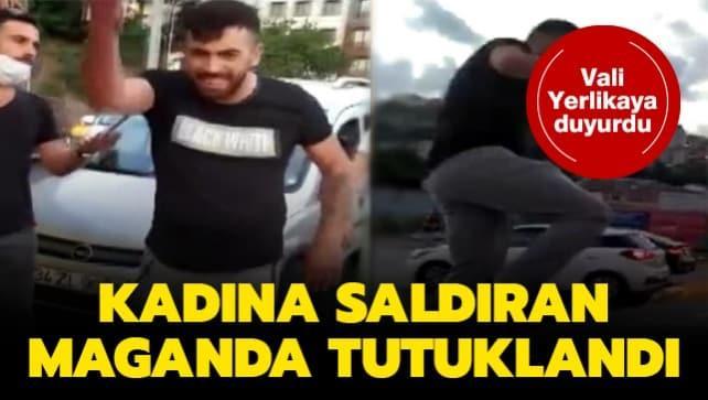 Vali Yerlikaya: Sena kardeşimize saldıran kişi biraz önce çıktığı mahkemede tutuklandı