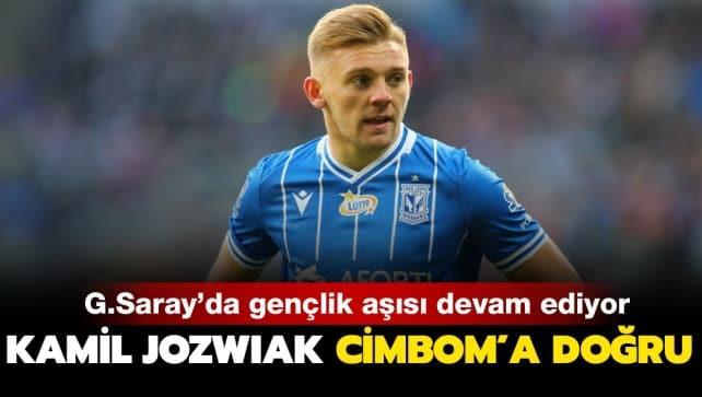 Cimbom'da gençlik aşısı devam ediyor: Kamil Jozwiak