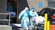 ABD'de koronavirüs nedeniyle ölü sayısı 170 bin 446'ya yükseldi