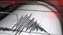 Akdeniz 4.1 büyüklüğünde deprem meydana geldi