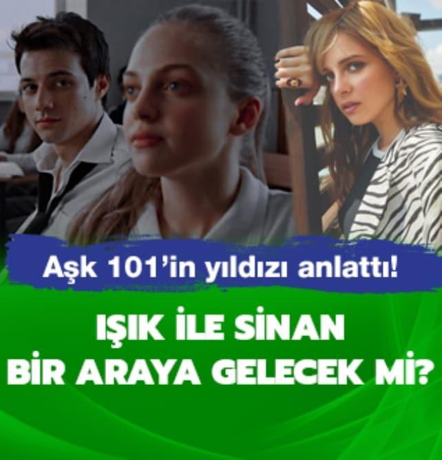 İpek Filiz Yazıcı'dan 'Aşk 101' açıklaması!