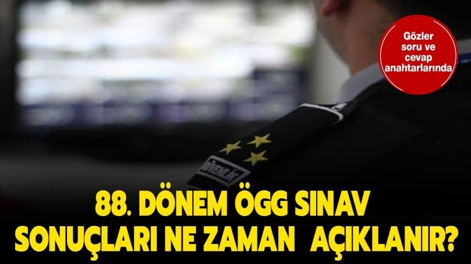 """ÖGG soru ve cevapları yayınlandı mı"""""""