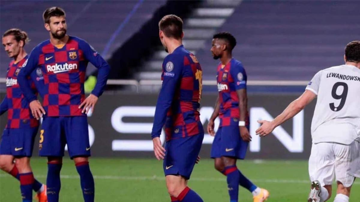Barça'da 2008'deki değişimin bir benzeri geliyor