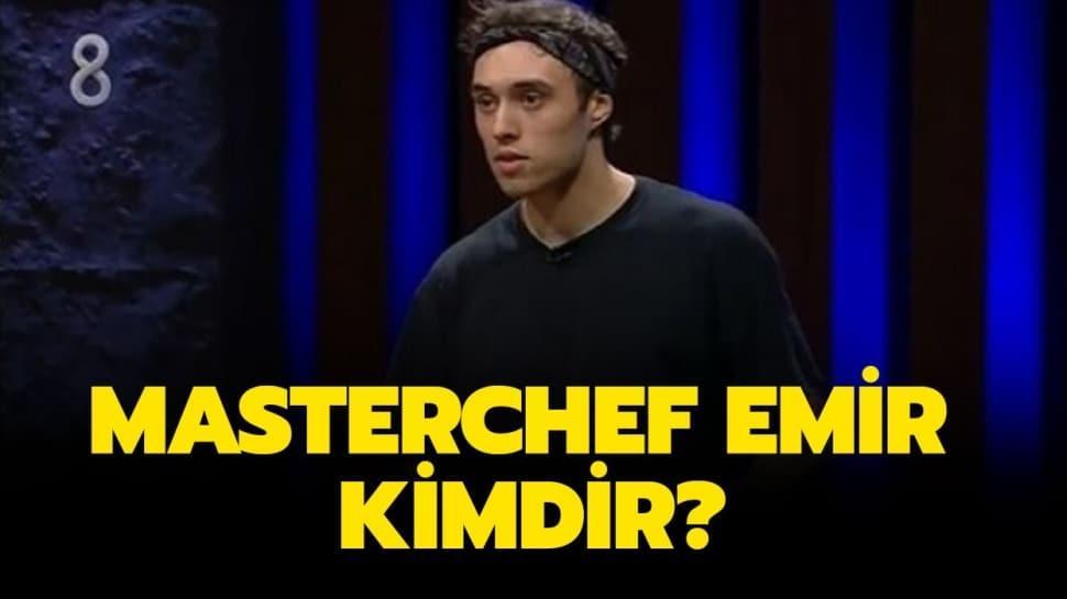 """Emir Elidemir kaç yaşında"""""""