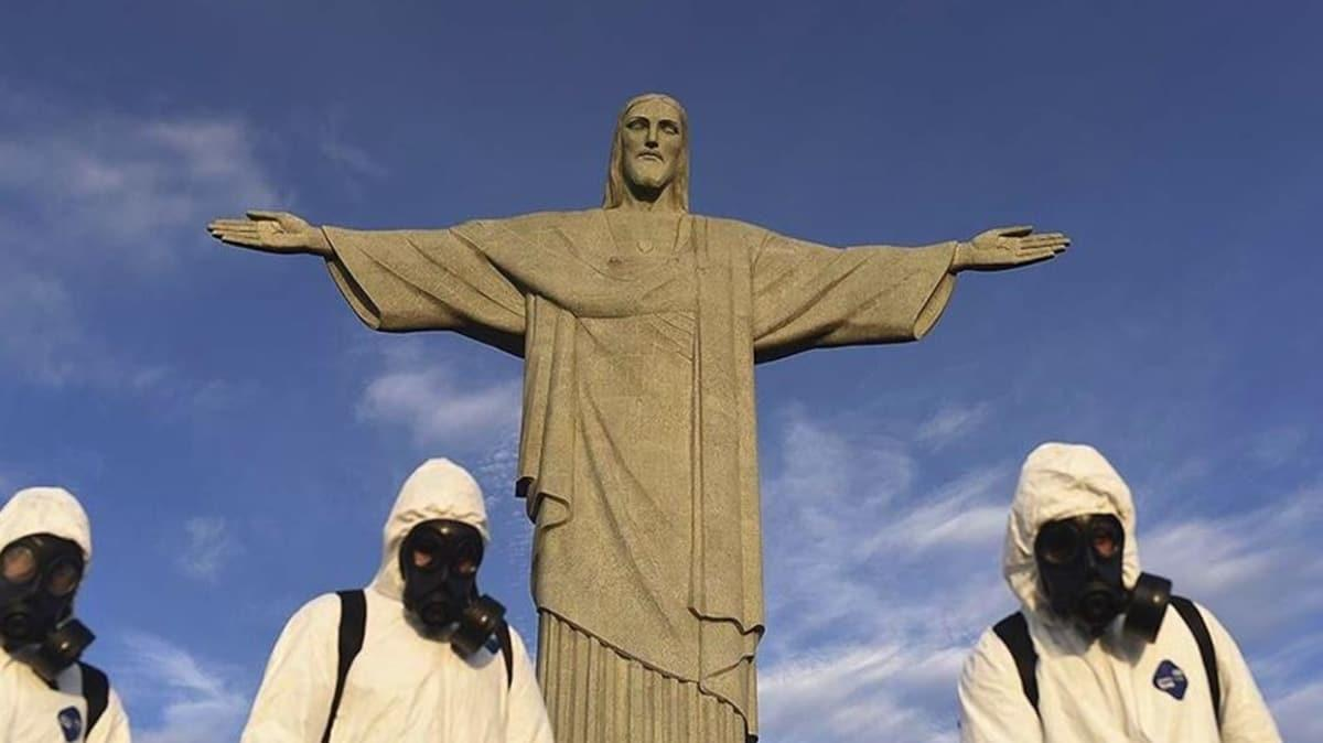 Kovid-19 nedeniyle son 24 saatte Hindistan'da 941, Brezilya'da 620 kişi öldü