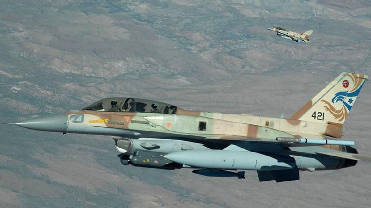 İsrail savaş uçakları ilk kez Almanya'da... Askeri tatbikatlara katılacaklar!