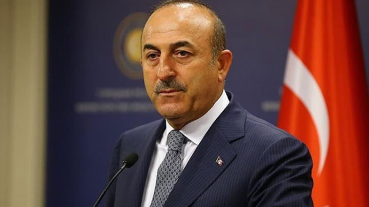 Bakan Çavuşoğlu, AB Komisyon Başkan Yardımcısı ile görüştü