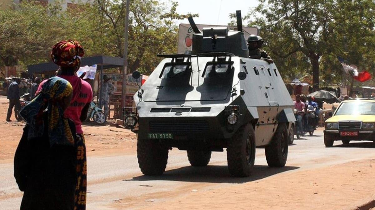 Mali'de Meclis Başkanı ile bir bakan alıkonuldu