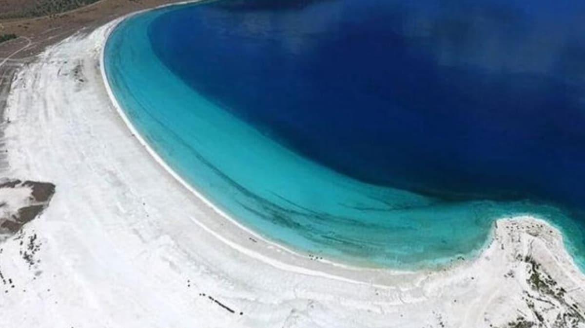 Salda Gölü ile ilgili iddiaları su analiz raporu yalanladı