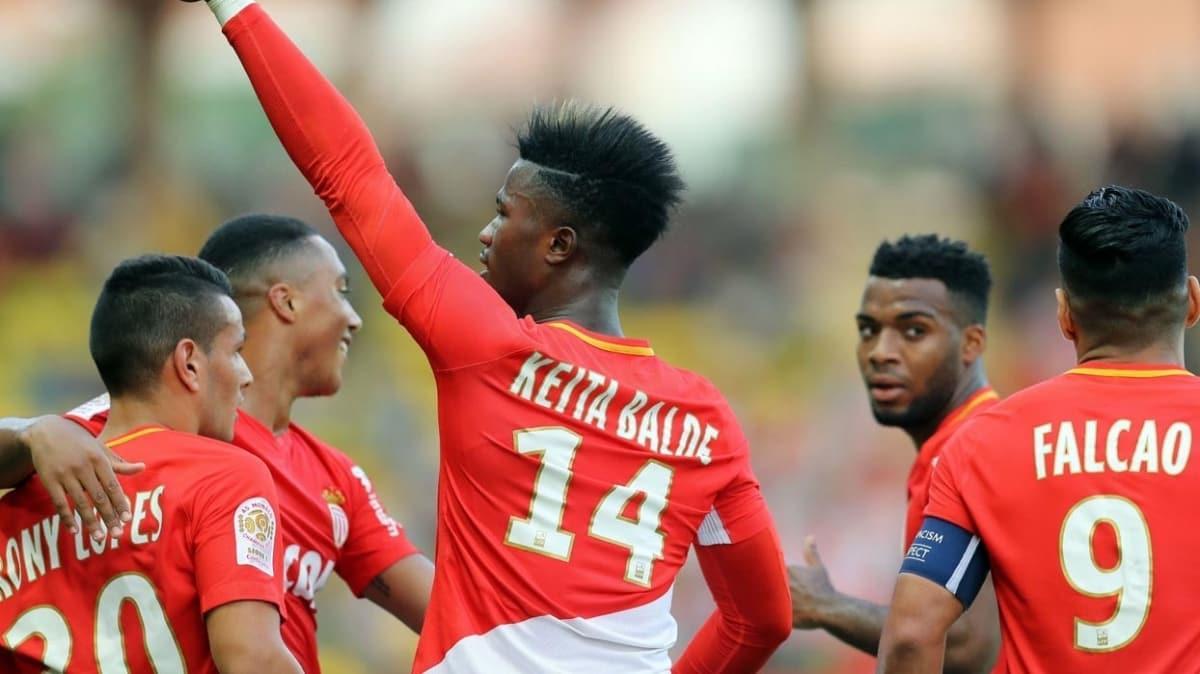 Galatasaray'a Monaco'dan Keita Balde önerisi