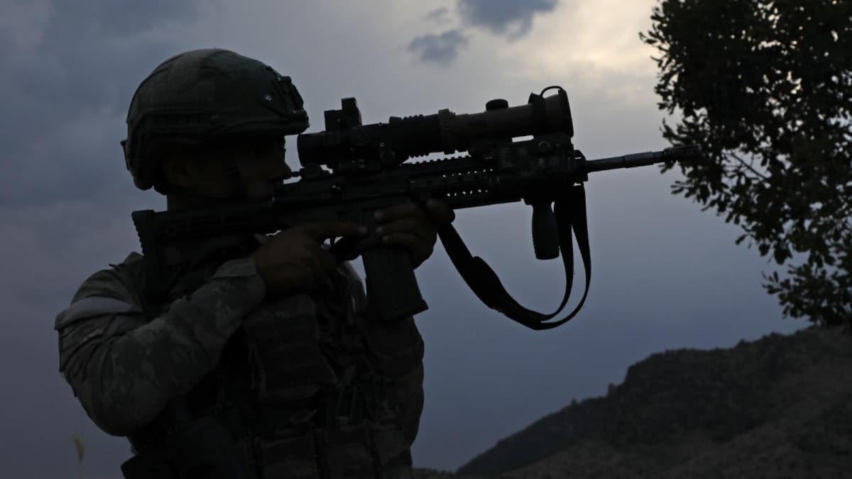 MSB duyurdu... Terör örgütü PKK'nın saldırı girişimi önlendi!