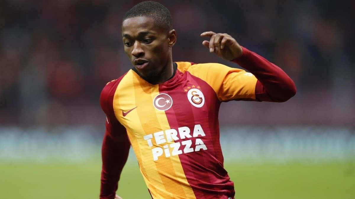 Hatayspor, Galatasaray'dan Jesse Sekidika'yı istiyor