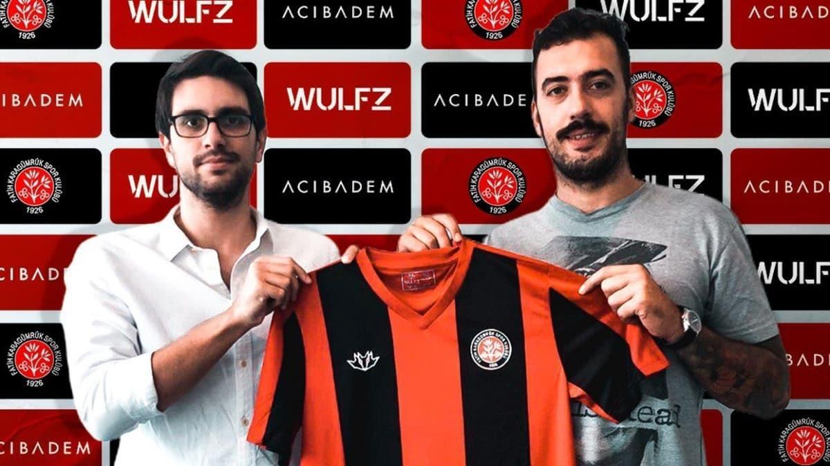 Fatih Karagümrük, İtalyan kaleci Emiliano Viviano'yu transfer etti