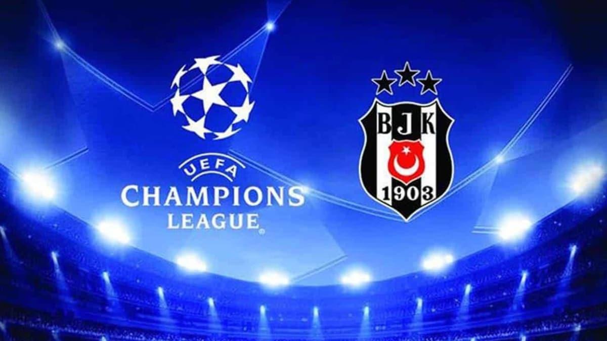 Beşiktaş'ın PAOK maçı kadrosu belli oldu