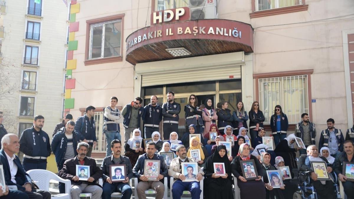 HDP önündeki evlat nöbetinde 1 yıl geride kaldı
