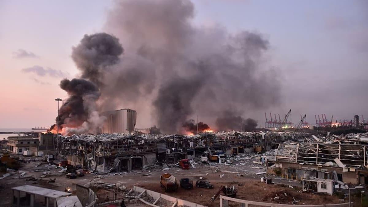Beyrut'ta yıkıma neden olmuştu... Dakar Limanı'nda binlerce ton amonyum nitrat depolandığı ortaya çıktı!