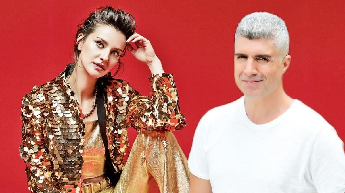 Özcan Deniz'in yeni dizisi Seni Çok Bekledim'deki partneri İrem Helvacıoğlu oldu
