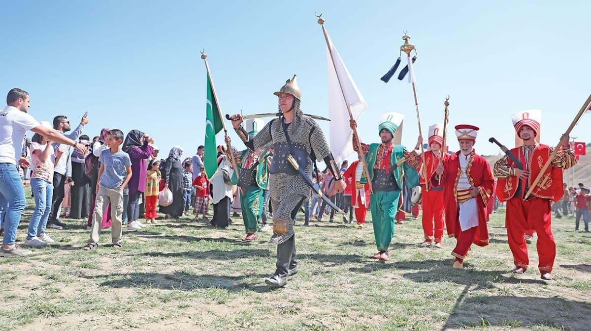 Malazgirt Zaferi'nin 949. yılı kutlamaları başladı! Haydar Ali Yıldız: Amacımız gençlere tarih şuurunu aşılamak