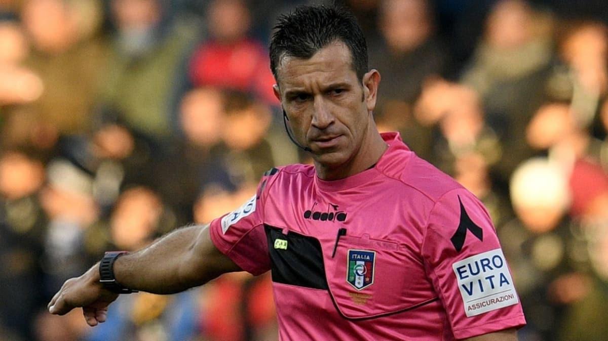 PAOK-Beşiktaş maçının hakemi Daniele Doveri, Yunanistan'da görev almış!