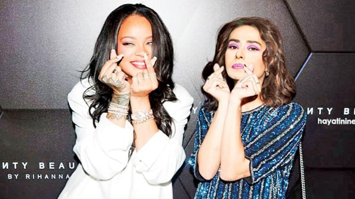 """Rihanna ile Yıldız Tilbe'nin düetini dinlediniz mi"""""""