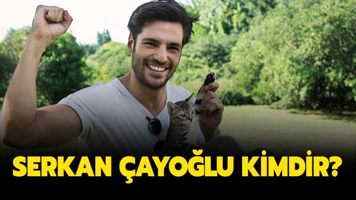 """Serkan Çayoğlu kaç yaşında, aslen nereli"""" Özge Gürel'in sevgilisi Serkan Çayoğlu kimdir"""""""