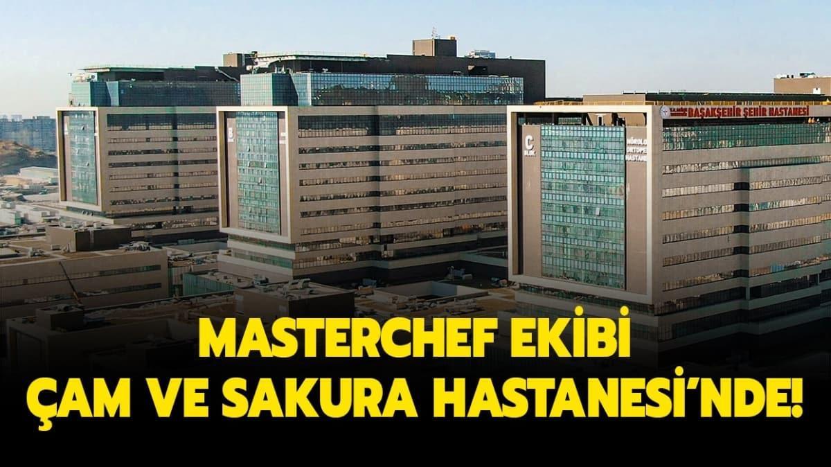 """Başakşehir Çam ve Sakura Şehir Hastanesi ne zaman açıldı"""" MasterChef'in çekildiği Çam ve Sakura Hastanesi nerede"""""""