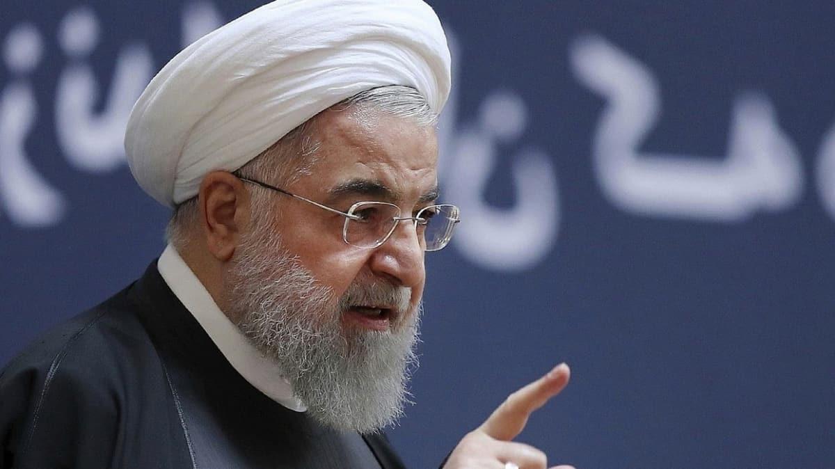 Ruhani'den dikkat çeken ifade: Koronavirüs, İran-Irak savaşına benziyor
