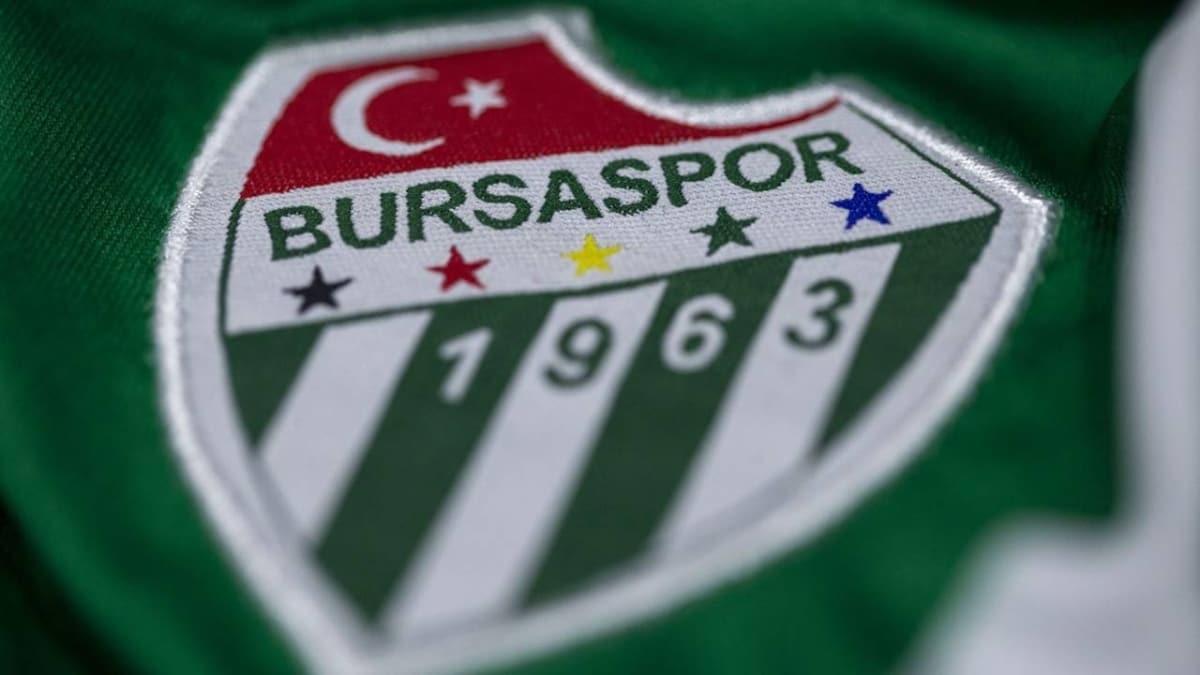 Bursaspor'da bir futbolcuda koronavirüs tespit edildi