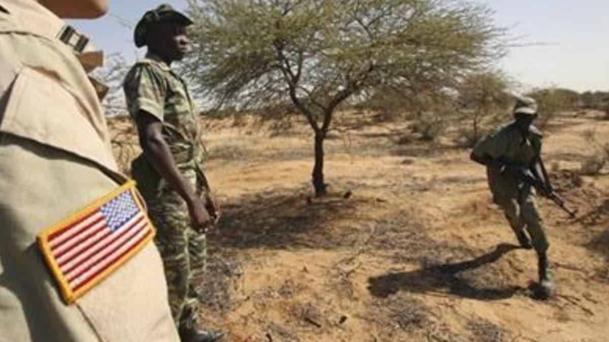 Mali'de askeri darbenin ardından ABD askeri iş birliğini durdurdu