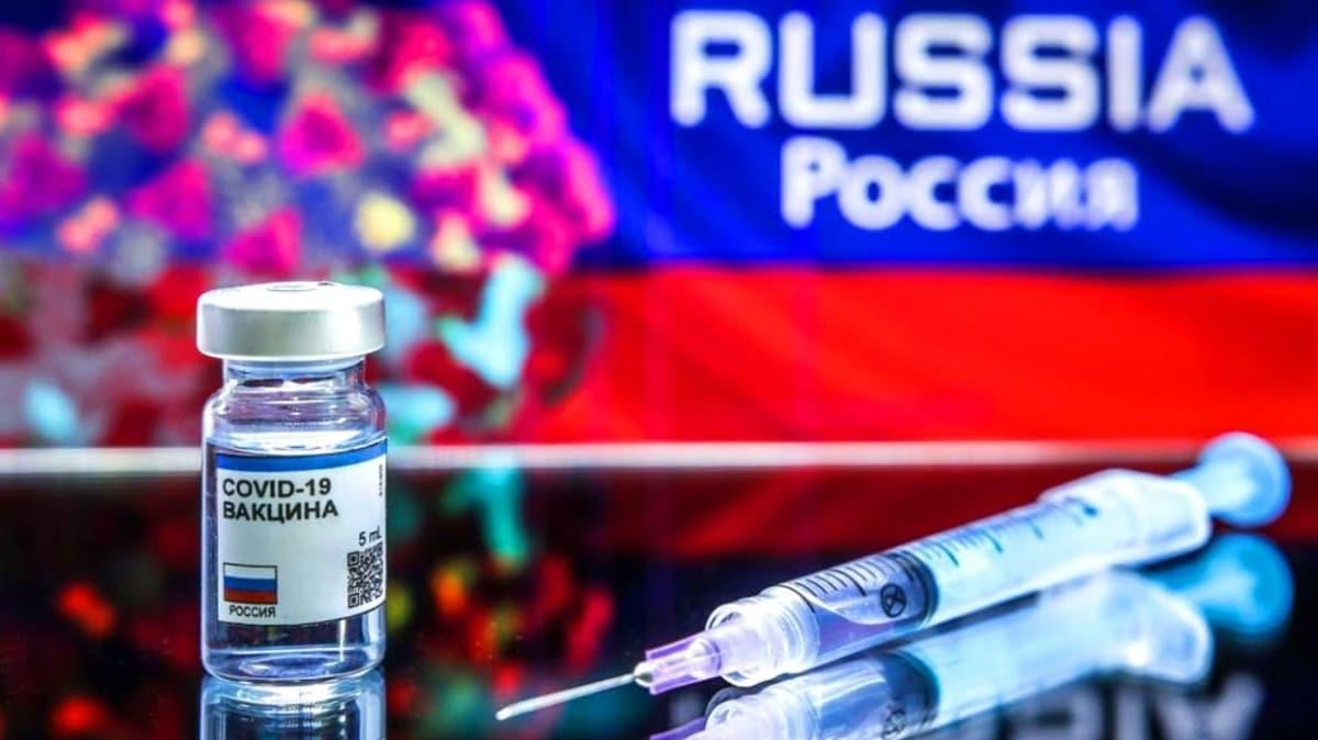 Rusya'nın onaylanan koronavirüs aşısı Sputnik V 2021'in ilk çeyreğinde ihraç edilecek