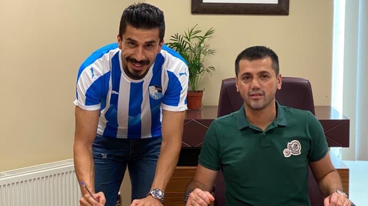 B.B. Erzurumspor, Muhammed Gönülaçar'ı transfer etti