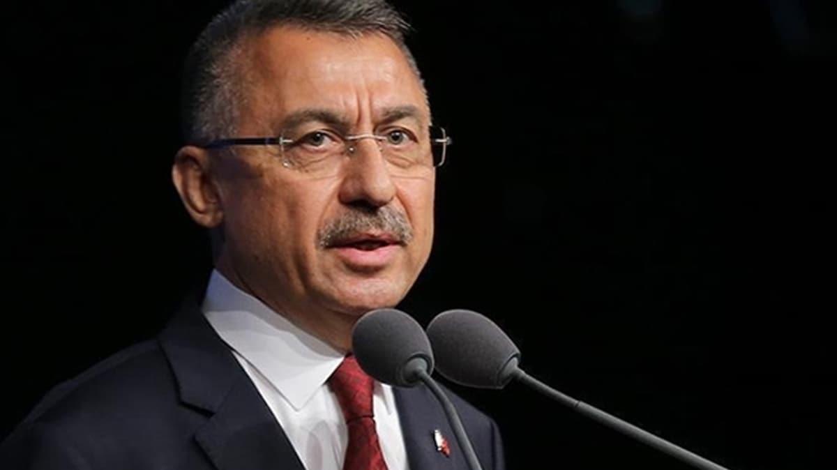 Cumhurbaşkanı Yardımcısı Oktay'dan Giresun için geçmiş olsun mesajı