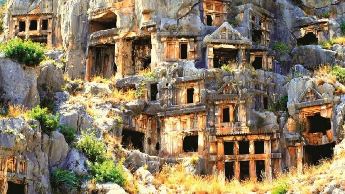 """Kültür ve Turizm Bakanlığı duyurdu... 6 ildeki bazı yerler """"sit alanı"""" ilan edildi"""
