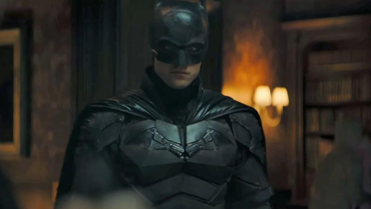 Robert Pattinson'lı The Batman'den ilk fragman