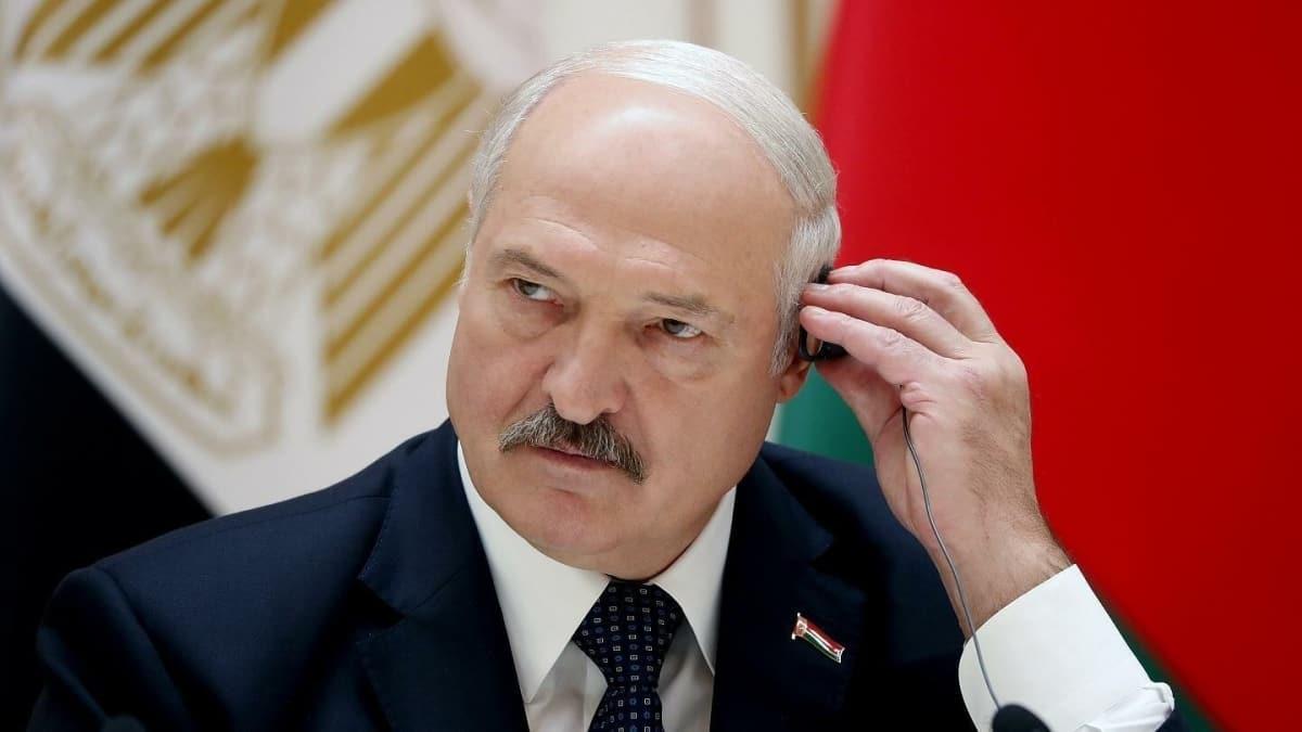 Belarus Cumhurbaşkanı Lukaşenko'dan tepki: İç işlerimize açıkça müdahale ediyorlar