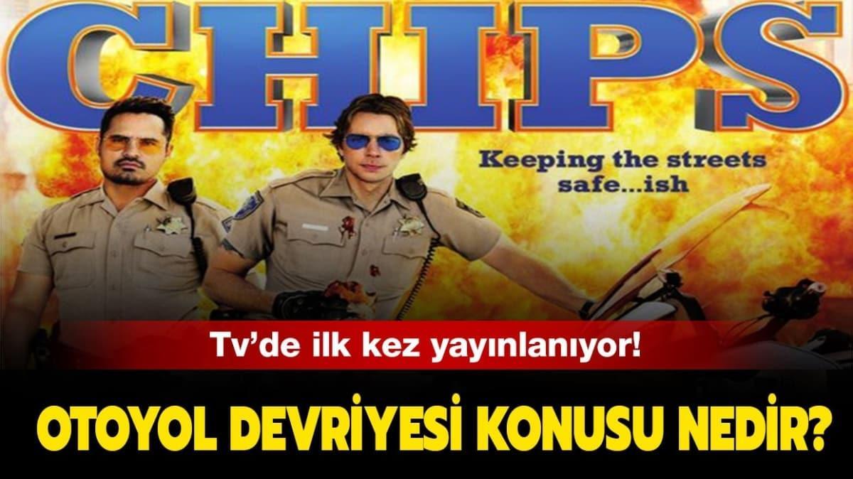 """Otoyol Devriyesi Tv'de ilk kez bu akşam Atv'de! Otoyol Devriyesi konusu nedir, oyuncuları kimler"""""""