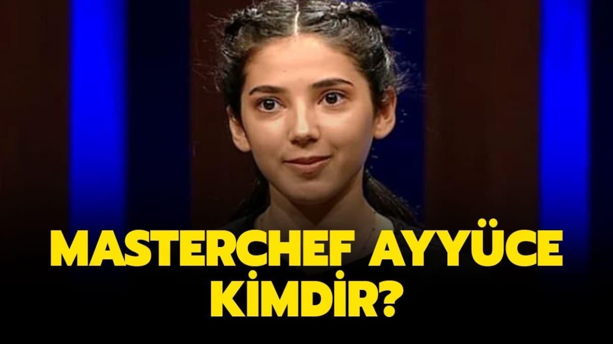 """MasterChef Ayyüce kim"""""""