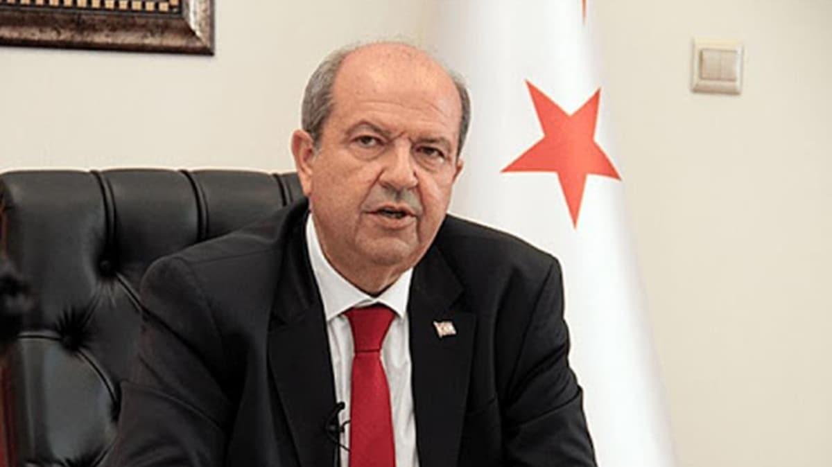 """KKTC Başbakanı Tatar: Fransa donanmasının bu bölgede ne işi var"""""""