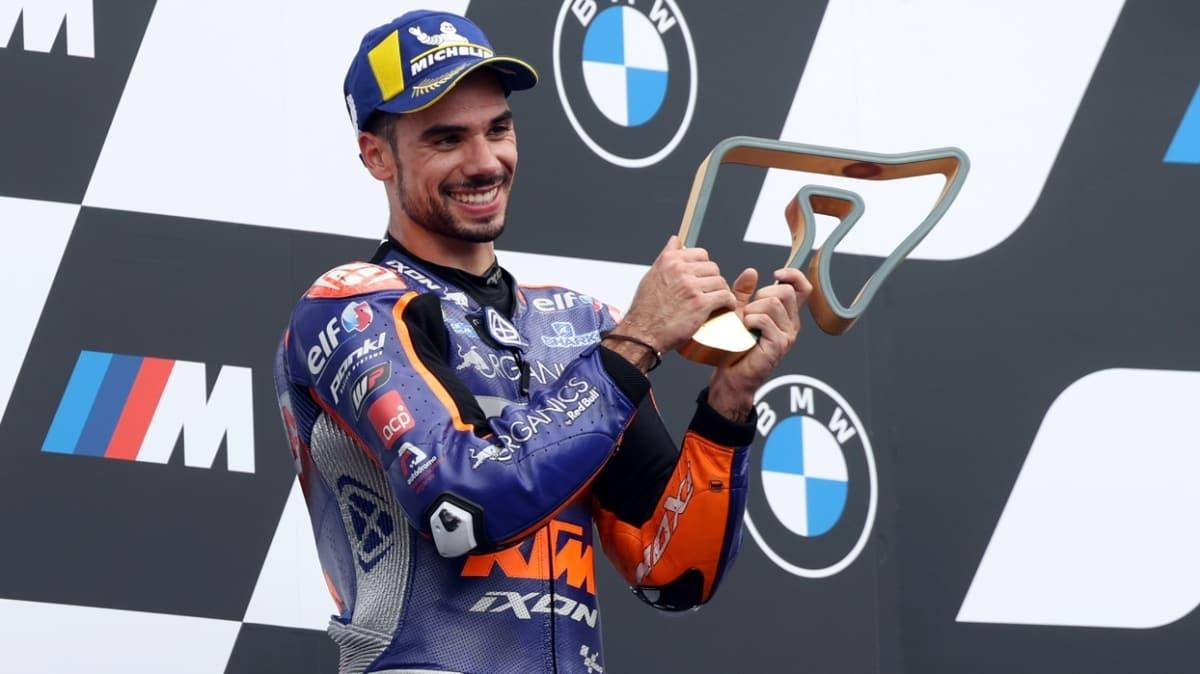 MotoGP'de Avusturya Grand Prix'sini Miguel Oliveira kazandı
