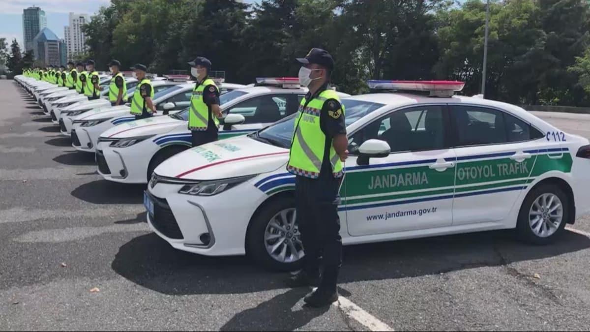 Vali Yerlikaya duyurdu! Kuzey Marmara Otoyolunun sorumluluğu İstanbul İl Jandarma Komutanlığına devredildi