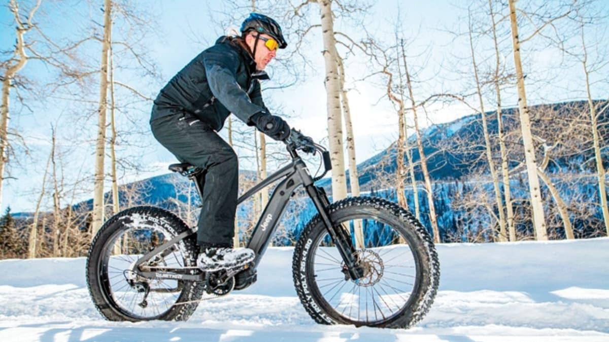 Jeep'in ilk elektrikli bisikleti 43 bin liraya satışta